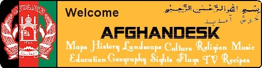 Afghandesk - the afghan information source